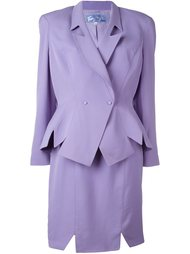 skirt and jacket suit Thierry Mugler Vintage