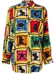 printed shirt Jc De Castelbajac Vintage