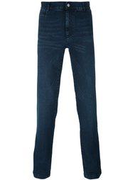 джинсы прямого кроя Paul & Shark