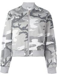 camouflage bomber jacket Walter Van Beirendonck Vintage