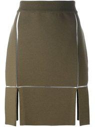 юбка прямого кроя  Courrèges