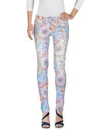 Джинсовые брюки-капри Nolita