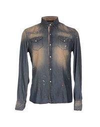 Джинсовая рубашка Paul Miranda