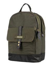 Рюкзаки и сумки на пояс Woolrich