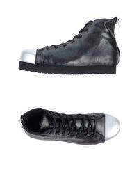 Высокие кеды и кроссовки Forfex