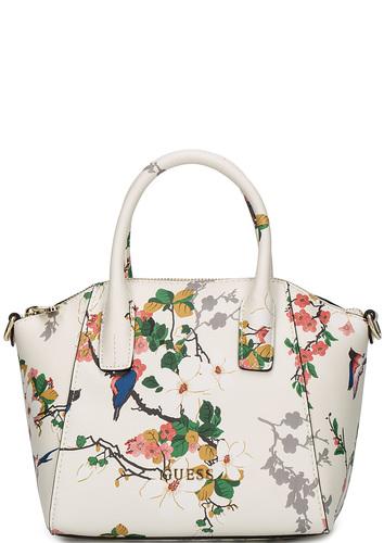Guess сумка в цветочек
