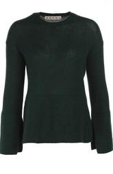Приталенный кашемировый пуловер Marni