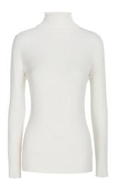 Водолазка тонкой вязки из смеси шерсти и шелка Diane Von Furstenberg