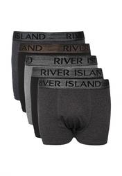 Комплект трусов 5 шт. River Island