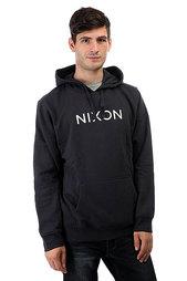 Толстовка кенгуру Nixon Neptune Pullover Hoodie Midnight Navy