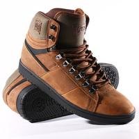 Кеды кроссовки высокие Element Omahigh Wc Brown