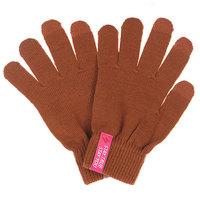 Перчатки TrueSpin Touchgloves Brown