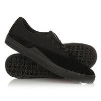 Кеды кроссовки низкие DC Sultan S Black