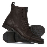 Ботинки высокие Levis Maine Lace Up Dark Brown Levis®
