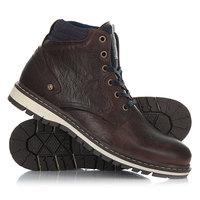 Ботинки высокие Wrangler Miwouk Dark Brown