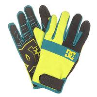Перчатки сноубордические DC Antuco Glove Lime Punch