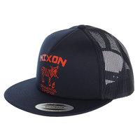 Бейсболка с сеткой Nixon Cajon Trucker Hat Navy