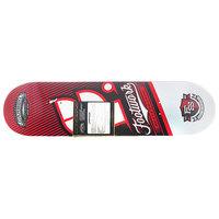 Дека для скейтборда для скейтборда Footwork Carbon Custom Red/Black 31.6 x 8 (20.3 см)