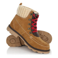 Ботинки зимние женские Roxy Creston Tan