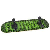 Скейтборд в сборе Footwork Complete Zombie 31.1 x 7.75 (19.7 см)