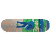 Дека для скейтборда для скейтборда Habitat Gall Peacemaker Multi 31.75 x 8.25 (21 см)