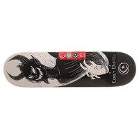 Дека для скейтборда для скейтборда Foundation Duffel Shadow Puppet Black/White 31.75 x 8.25 (21 см)