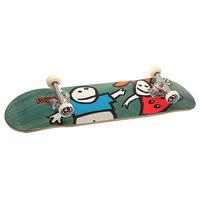Скейтборд в сборе Foundation Whippersnapper Green 31.25 x 8 (20.3 см)