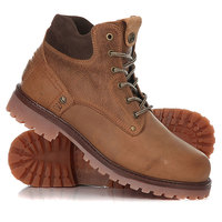 Ботинки зимние Wrangler Yuma Fur Brown/Dark Brown
