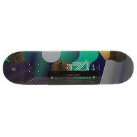 Дека для скейтборда для скейтборда Nomad Resilio Blue Deck Multi 32 x 8.125 (20.6 см)