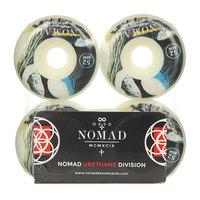 Колеса для скейтборда для скейтборда Nomad Timeholes Multi 101A 52 mm