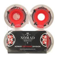 Колеса для скейтборда для скейтборда Nomad Innercore White/Red 101A 52 mm