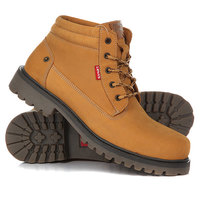 Ботинки высокие Levis Watsonville Mid Lace Medium Yellow Levis®
