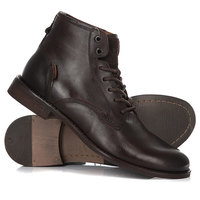 Ботинки высокие Levis Baldwin Derby Lace Dark Brown Levis®