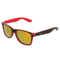 Очки Nomad Sunglasses Black/Red