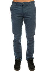 Штаны прямые Quiksilver Everyday Chino Dark Denim