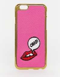 Skinny Dip iPhone 6/6S Lips Case - Розовый Skinnydip