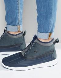 Кроссовки с резиновыми вставками Sperry Sojourn - Синий