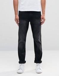 Черные джинсы слим Esprit - Черный