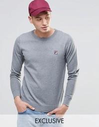 Джемпер с круглым вырезом Fila Vintage - Серый