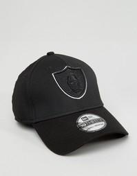 Кепка New Era 39Thirty LA Raiders - Черный