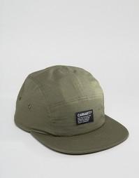 5-панельная кепка Carhartt WIP X Starter - Зеленый