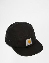 5-панельная кепка Carhartt WIP Backley - Черный