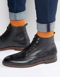 Ботинки челси Hudson London Penley - Черный