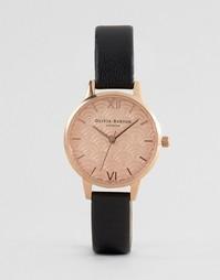 Золотисто-розовые часы с отделкой Olivia Burton OB15MD59 - Золотой