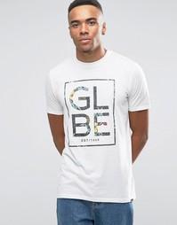 Футболка Globe Hibiscus - Белый
