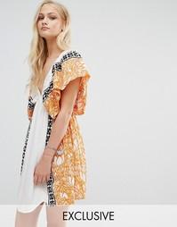 Пляжное платье Akasa - Мульти