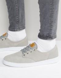 Кроссовки на шнуровке Emercia Romero - Серый Emerica