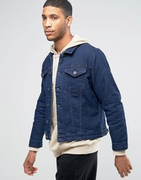 Джинсовая куртка Troy - Синий
