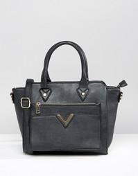 Сумка-тоут Yoki Fashion - Черный