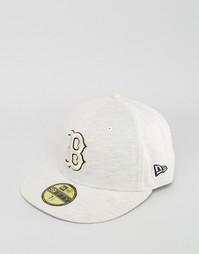 Кепка New Era 59Fifty Boston Red Sox - Бежевый